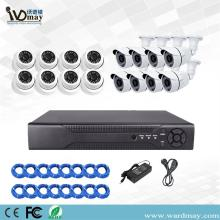 H.265 16chs 5.0MP Security Surveillance Poe NVR Systems