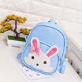 Cute backpack small travel children's bag
