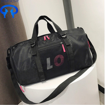 Oxford spinning fashion sports fitness bag
