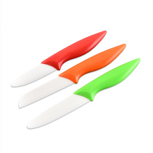 OEM Customized for Ceramic Kitchen Knife Set Advanced ceramic paring knife set 3 pieces supply to Armenia Manufacturer