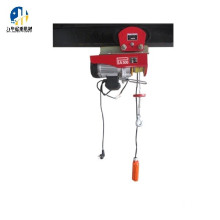 Small Electric Hoist Engine Crane Mini Lift Equipment