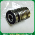 Sliding window roller miniature ball bearings
