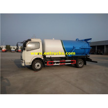 4500L 120HP Manure Suction Tanker Trucks