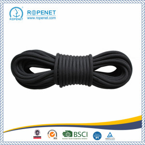 Excellent quality for for Escape Rope High Quality Ice Black Climbing Rope supply to Poland Factory