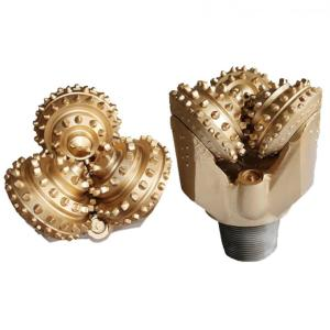 12 1/4 threecone button tcitricone roller drill bit