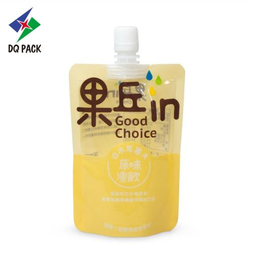 Danqing doypack for juice custom printing doypack