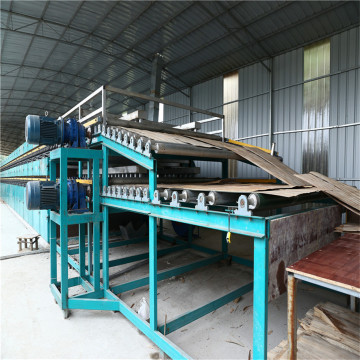 Veneer Dryer for Engineering Veneer