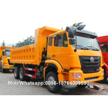 Hohan 10 Wheels Large Loading Capacity Tipper Truck