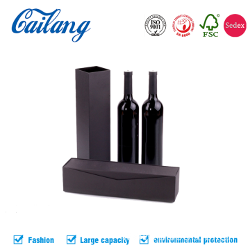 Luxury Wine bottle Paper Box