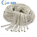 Braided safty nylon rope for sale