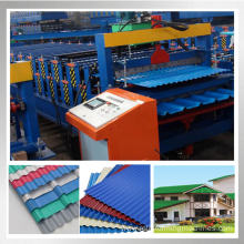 840 IBR and 850 corrugated roofing sheet Double Layer Roll Forming Machine