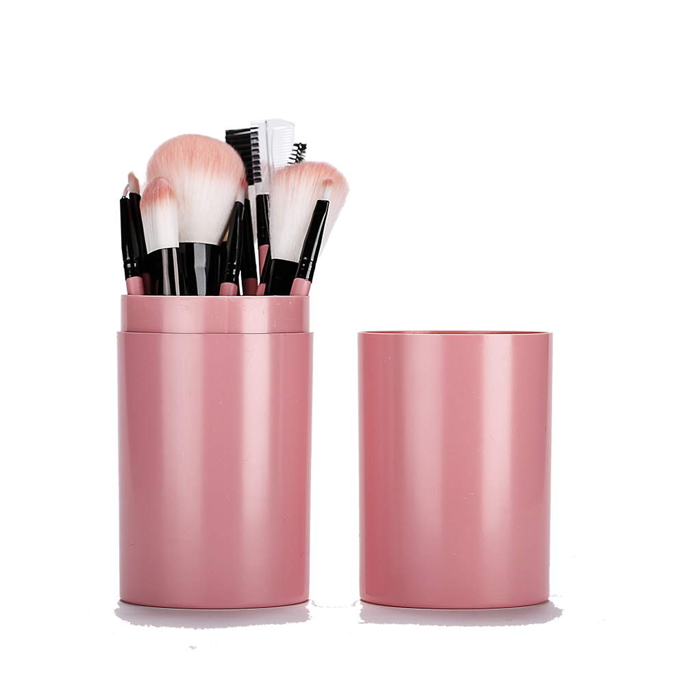 Plastic Barrel Makeup Brush