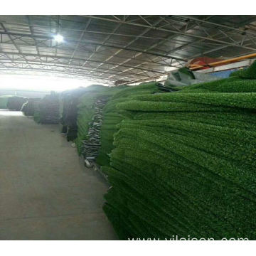 Factory supply green grass for football mat rugs