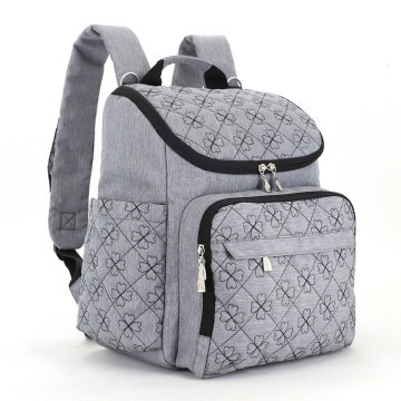 Large Capacity Mommy Baby Backpack Diaper Bag