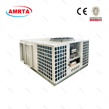 Rooftop Central Air Conditioner with Energy Recovery
