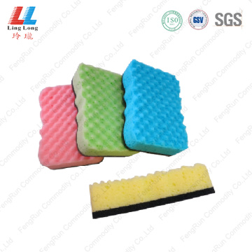Seaweed filter cleaning car sponge