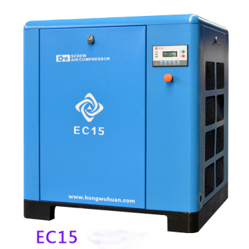 Hongwuhuan EC15 AC power 15kw screw air compressor