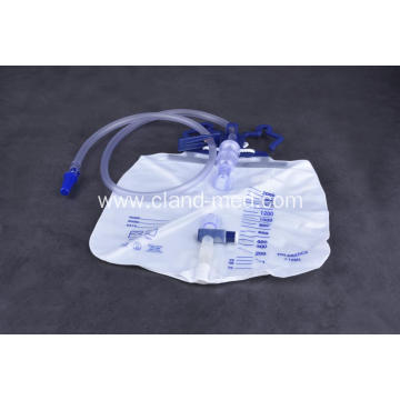 2000ml Luxury Medical  Urine Leg Collecting Bag