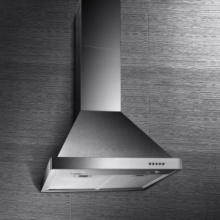 Kitchen Range Hood with Cassette Aluminum Filters