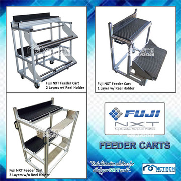 Supply for SMT Feeder Cart Fuji NXT SMT Feeder Carts supply to Sao Tome and Principe Factory