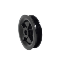 ODM for Gear Wheel,Nylon Gear,Nylon Gear Wheel Manufacturers and Suppliers in China White Nylon Wheels Roller Plastic ABS Wheel Roller export to Bahrain Manufacturer