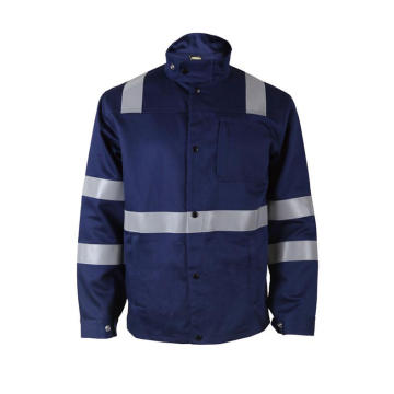 High Visibility Safety Flame Retardant Work Jacket