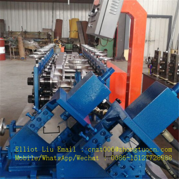 stud and track roll forming machine (2)