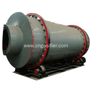 Three Cylinder Rotary Dryer For River Sand