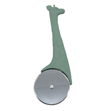 Giraffe Shape Stainless Steel Pizza Cutter