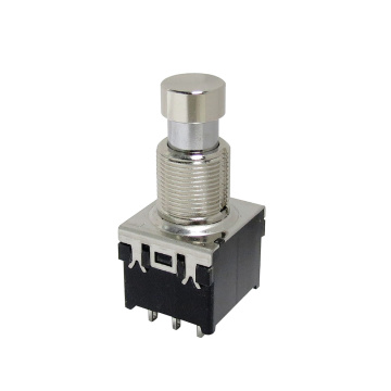 SPDT DPDT 3PDT Momentary Latching Foot Switch