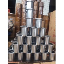 Quality for Stainless Steel Bushes Machining Stainless Steel Flange Bushing Bushes supply to Palestine Manufacturer
