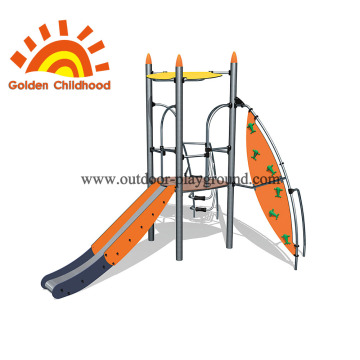 Amusement park kids outdoor playground items