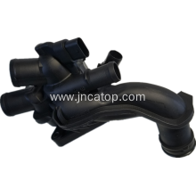 Best Price for for Plastic Cooling Thermostat Housing Coolant Thermostat Housing 1336.CE Citroen & Peugeot supply to Panama Manufacturer
