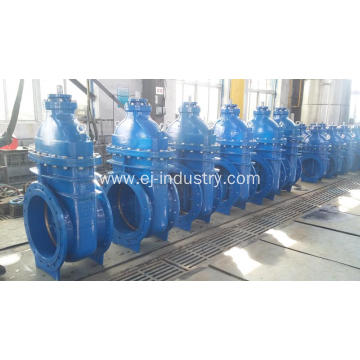 BS5163 Metal Seat Cast Iron Gate Valve