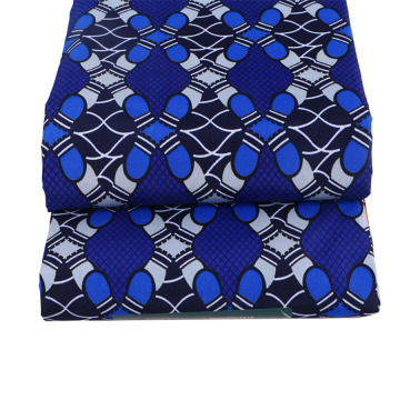 Nigerian wax fabric for clothes