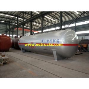 Bulk ASME 100m3 LPG Storage Tanks