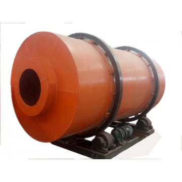 Rotary Drum Dryer For Chicken Manure Cow Dung