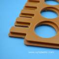 Orange Bakelite Sheet Plastic Machined Components