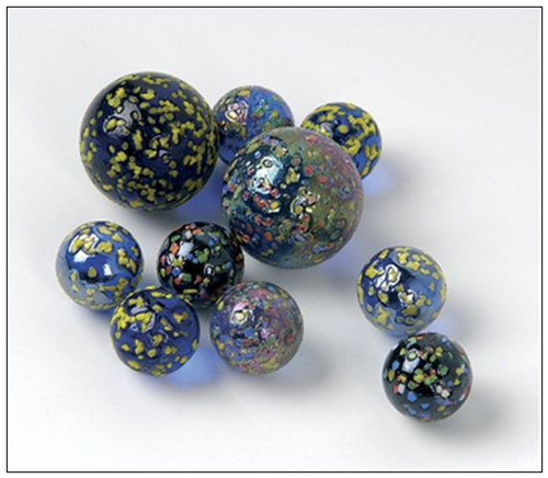Hot Selling Colorful Glass Marbles for Decorate