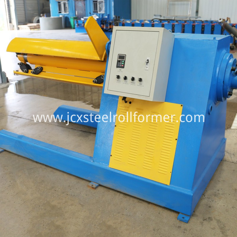 hydraulic decoiler-02
