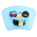 Non-slip Portable Placemat Silicone Baby Eat Mat