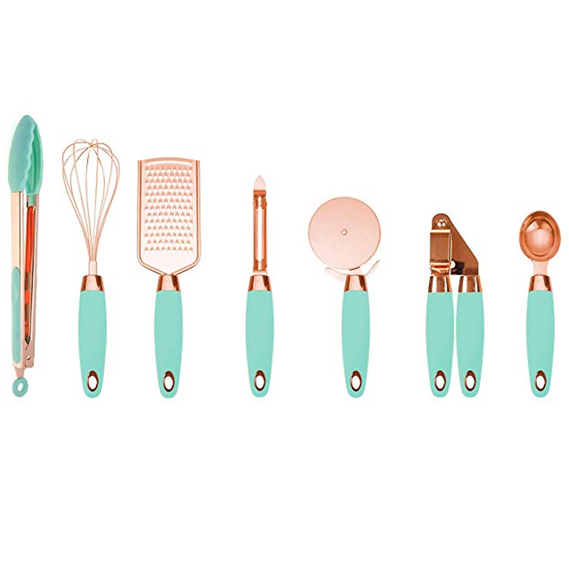 Copper Kitchen Utensils