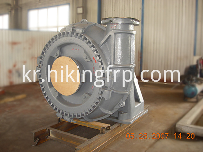 Centrifugal Water Pump Slurry Pump
