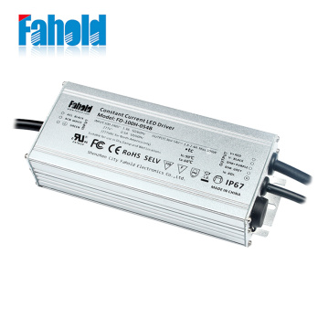 IP67 LED Driver 100W foar Urban Street Light