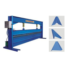steel sheet cold bending rolling forming machine