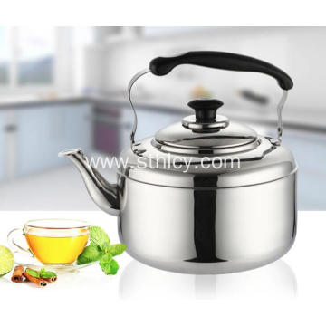 201 Stainless Steel Whistling Water Kettle
