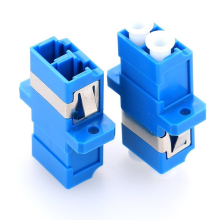 LC/pc-LC/pc Duplex Type Coupler SM DX Adapter