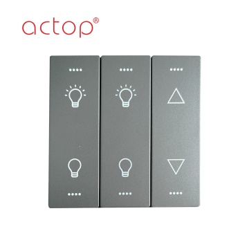 Hotel smart wall switch