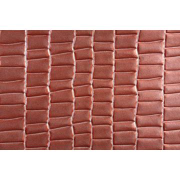 Embossed Fashion Pu Leather