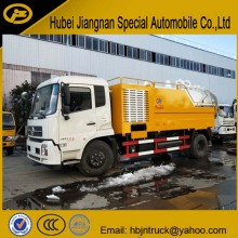 Dongfeng High Pressure Water Jet Toilet Suction Truck